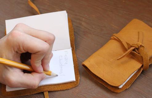 Как сделать авторский блокнот (1)