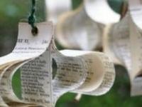 Простые интерьерные украшения из бумаги (10)