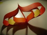 Простые интерьерные украшения из бумаги (1)