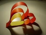 Простые интерьерные украшения из бумаги (4)