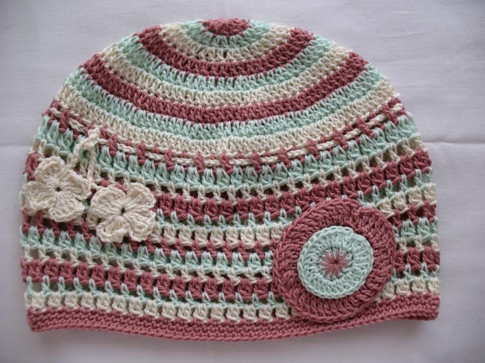 ще летние детские шапочки (6)