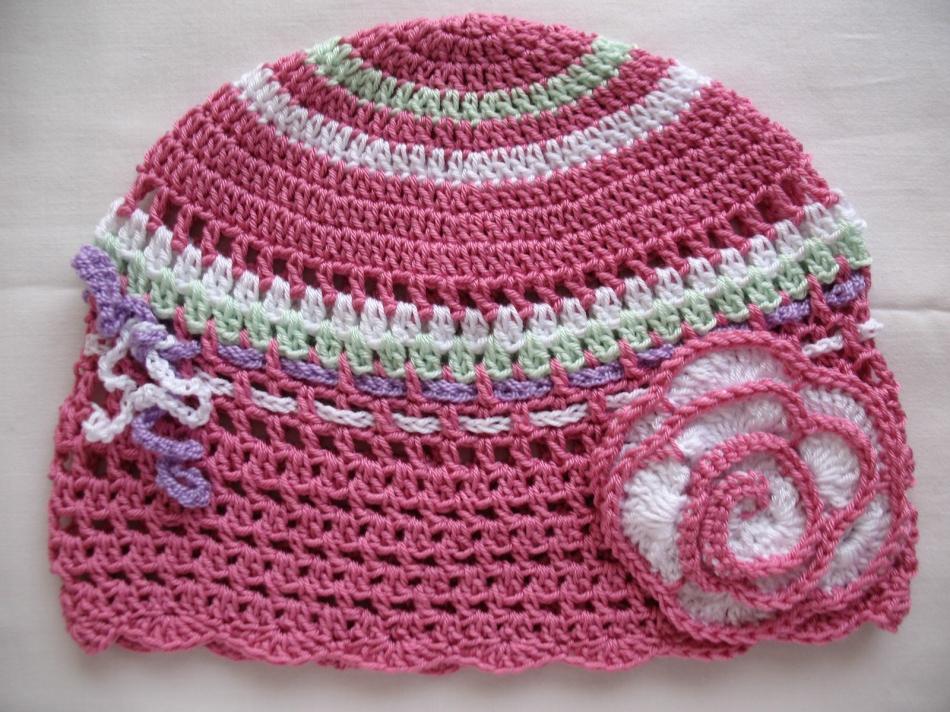 ще летние детские шапочки (4)