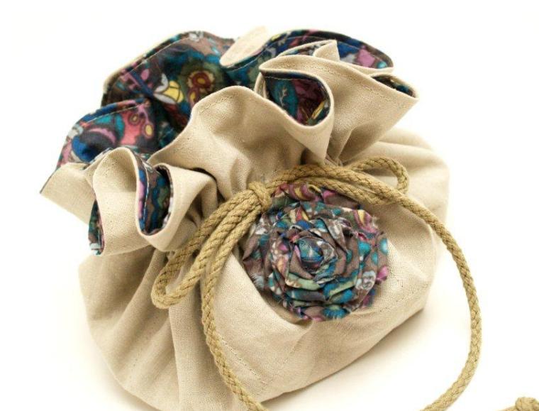 Как сшить сумку-портфель - Рукоделие - Видеоуроки по шитью - Шей сама...