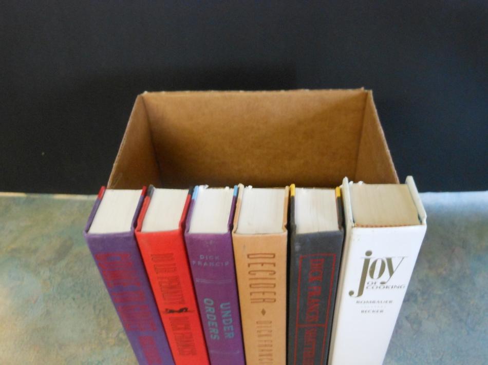Как сделать секретный шкафчик из книг (12)