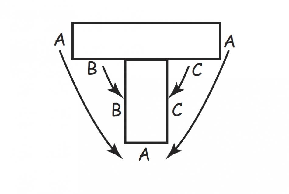 Как связать домашние тапочки (3)