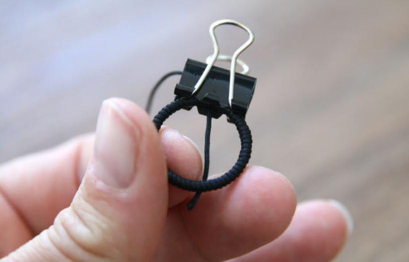 Как сделать кольца Олимпиады (9)