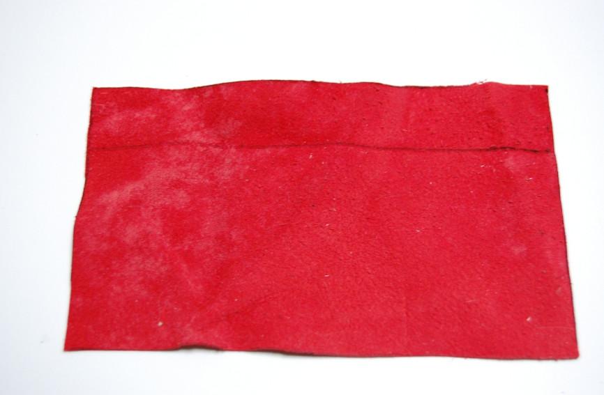 Как сделать брелок из кожи (14)