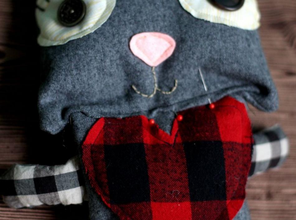 Как сшить авторскую игрушку (4)