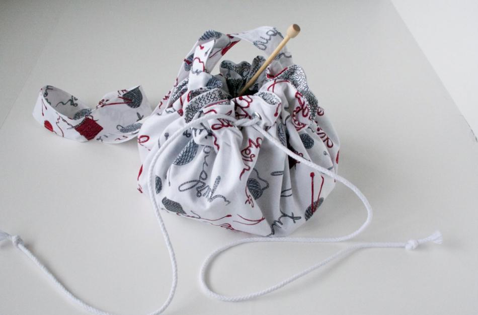 Как сшить сумку для вязания (15)