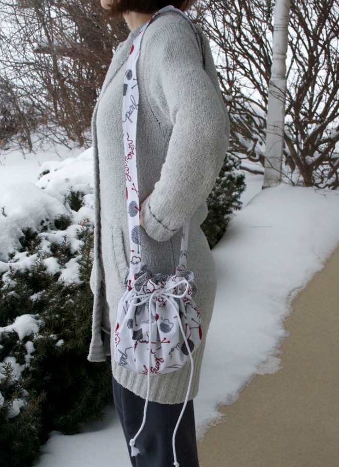 Как сшить сумку для вязания (1)