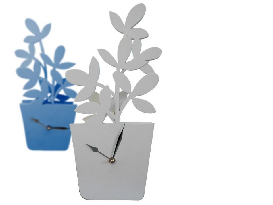 Как сделать необычные часы из фанеры (8)