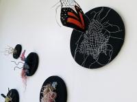 Инсталляции из ниток от Вероники Фуэнтес (10)