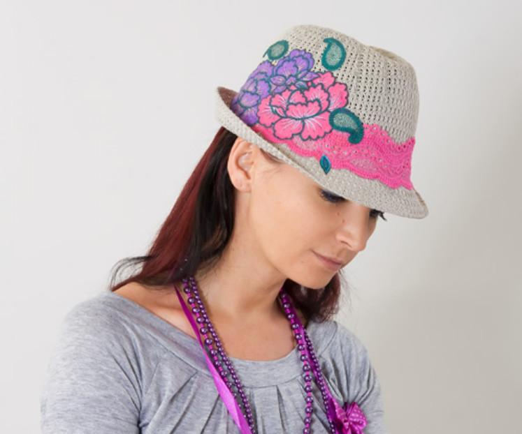 Вносим яркие краски в головные уборы (8)