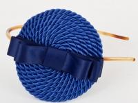 Как украсить ободок шнуром (12)