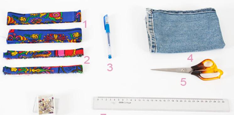 Как сшить джинсовый пояс (10)