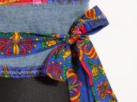 Как сшить джинсовый пояс (8)