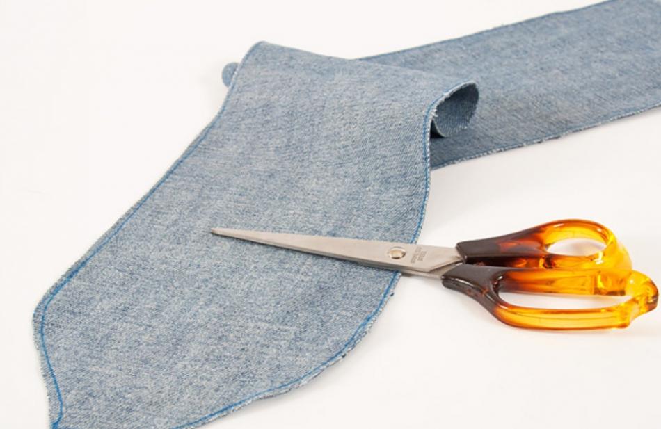 Как сшить джинсовый пояс (4)