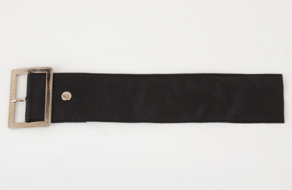 Как сделать браслет из старого пояса (5)