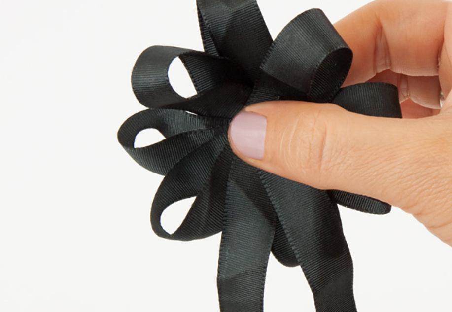 Украшение пояса для праздника (9)