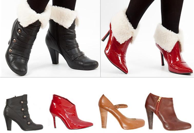 Как сделать меховый утеплитель для ботинок (15)