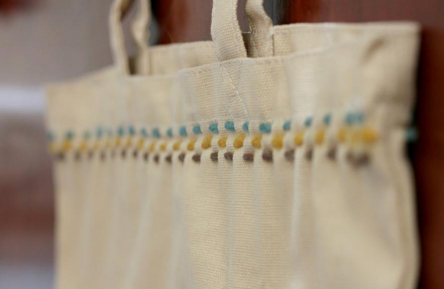 Авторская сумка в подарок для любителей вязания (2)
