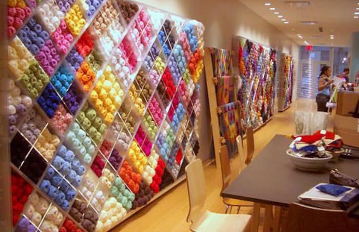 Как и где хранят пряжу для вязания (9)