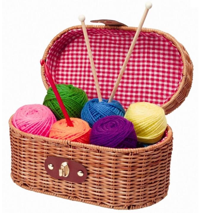 Как и где хранят пряжу для вязания (3)