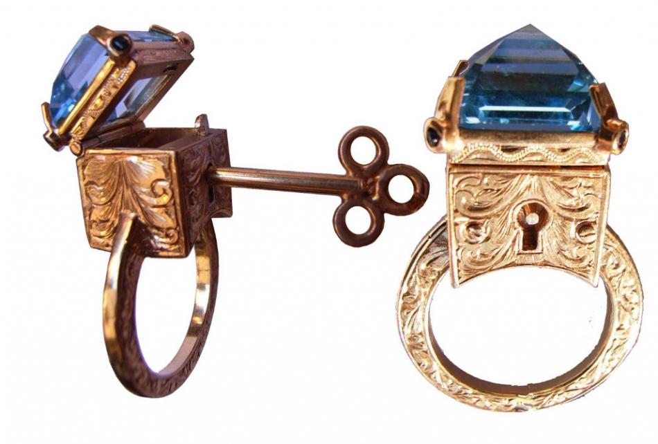 Металлические украшения Уильяма Гриффитса (6)