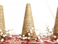 Новогодняя елка из веревки (7)