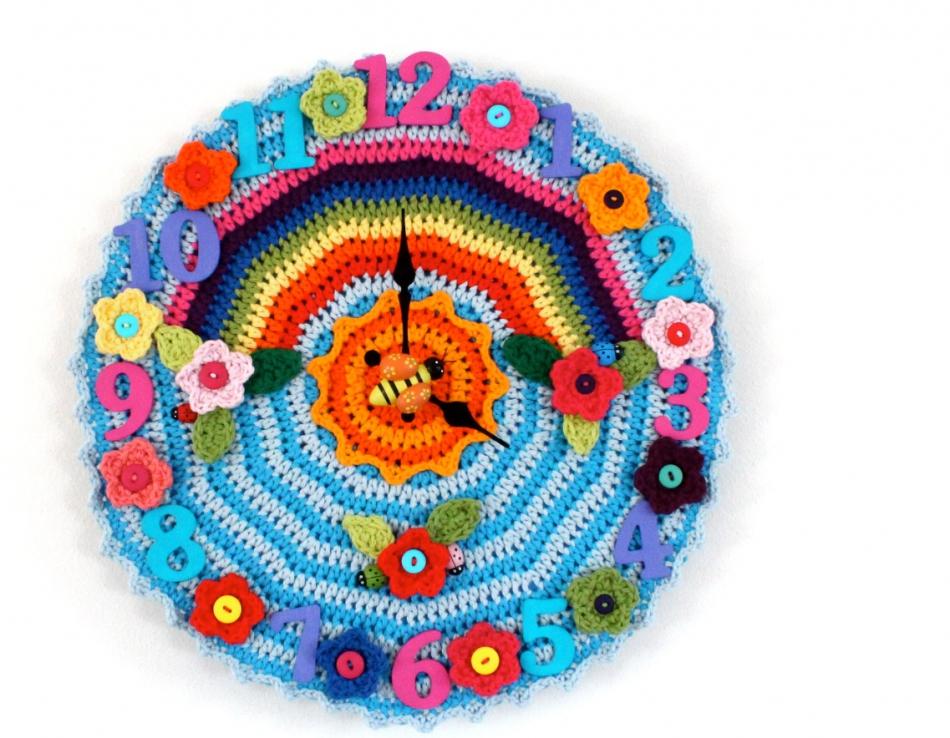 Do relógio para os fãs de tricô (8)