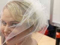 Фата для невесты своими руками (13)