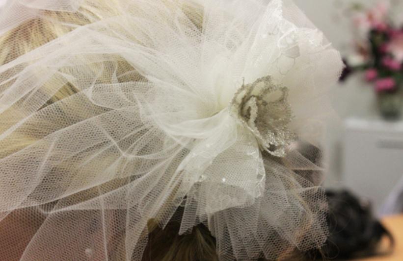 Фата для невесты своими руками (12)