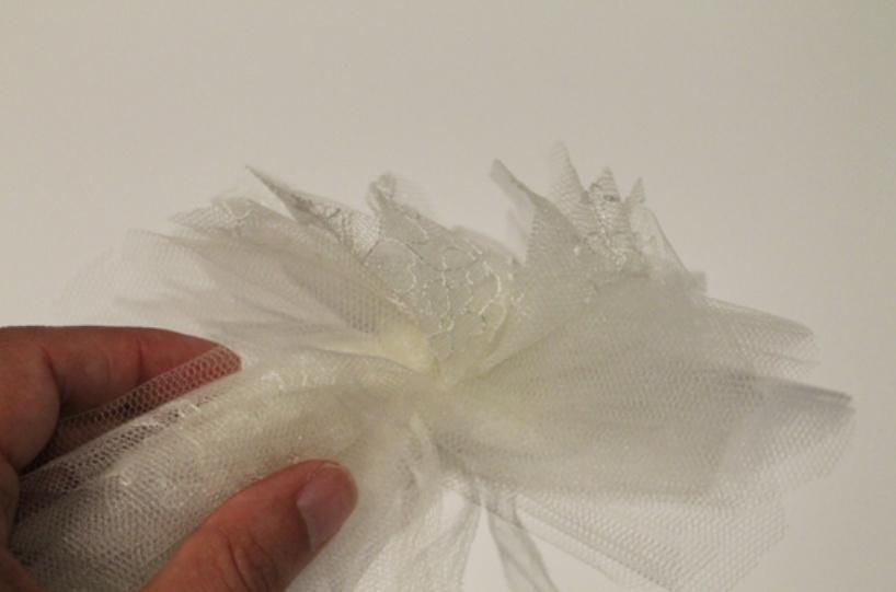 Фата для невесты своими руками (6)