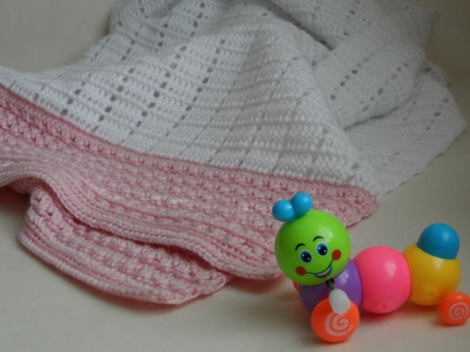 Детский плед под названием Розовые очки (7)