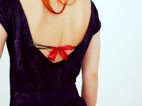 Декор бюстгальтера для платья с открытой спиной (10)