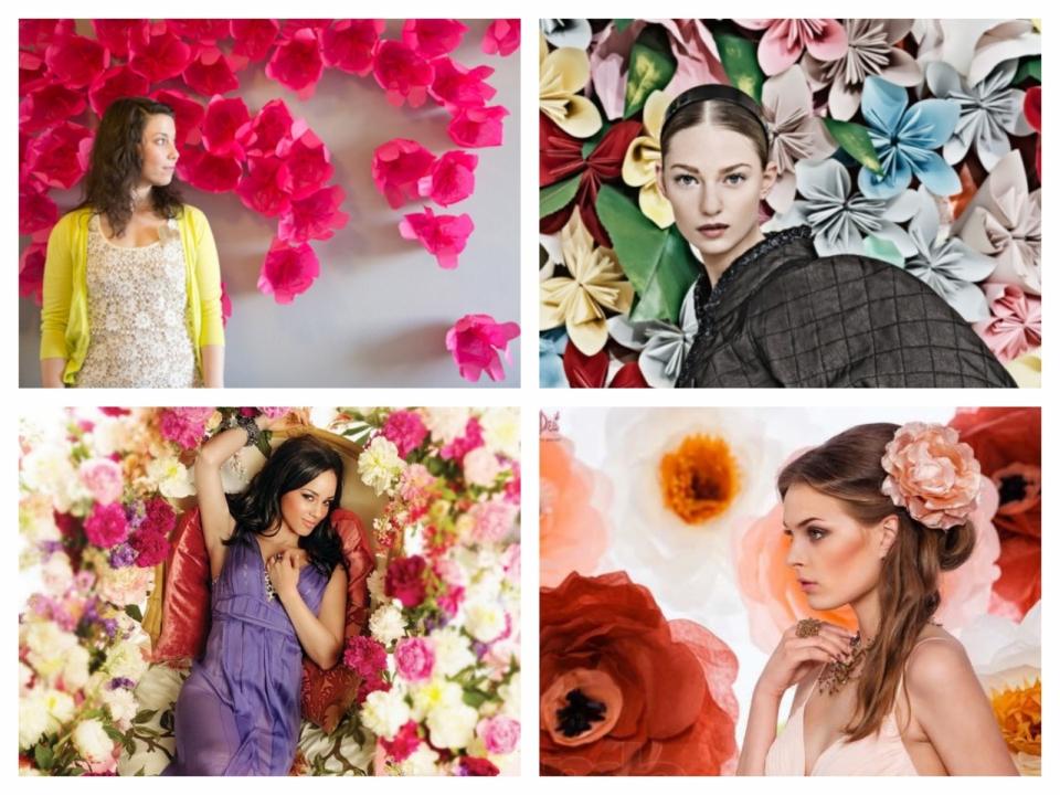 Идея для фотосессии с цветами (10)