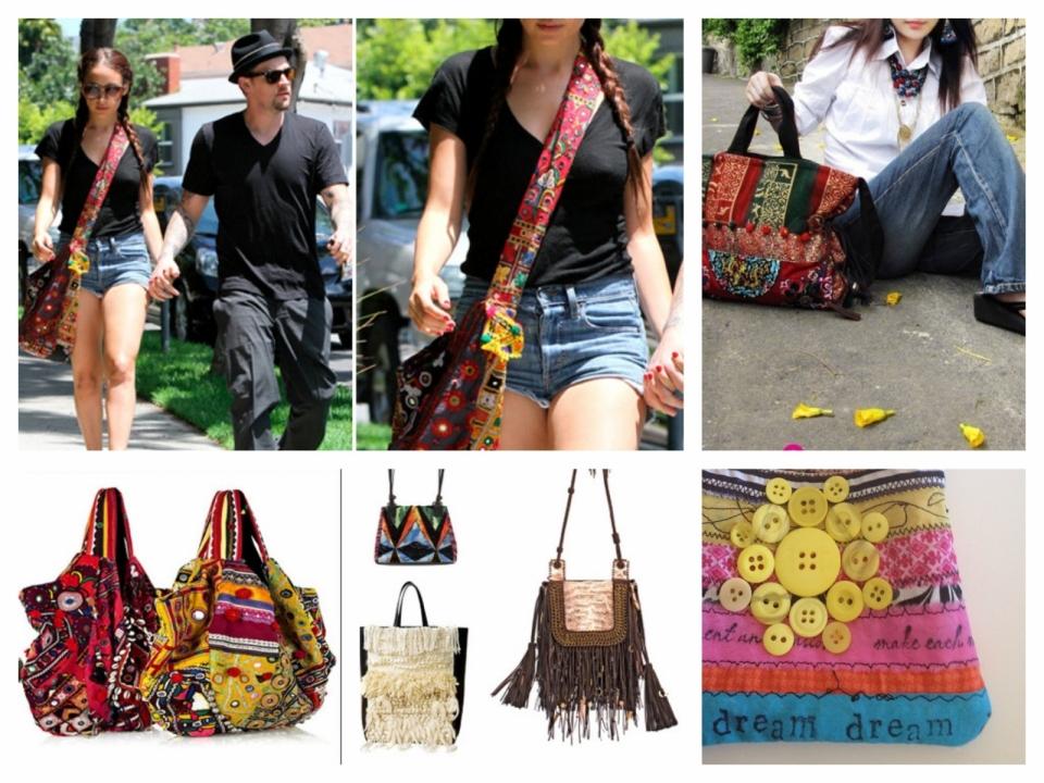 Как сшить сумку в стиле этно