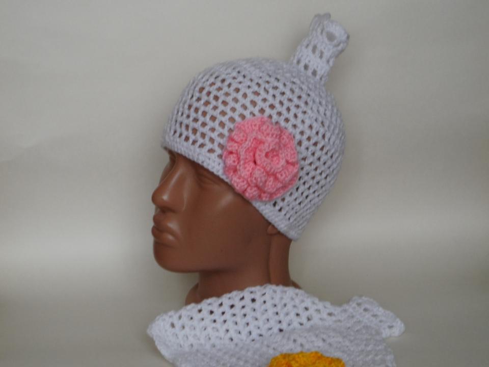 Две шапочки For twins (3)