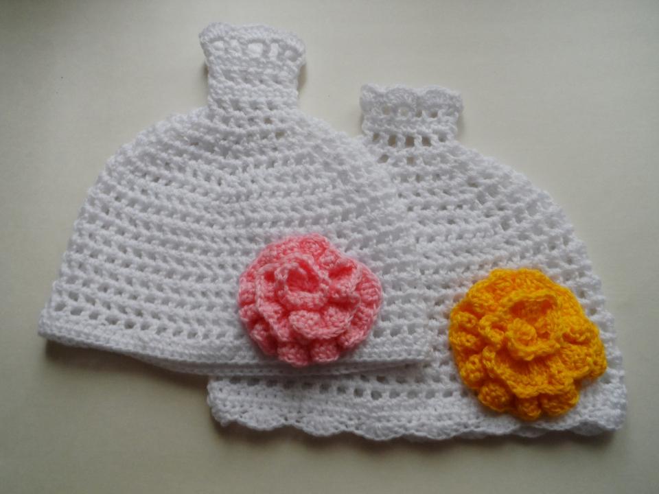 Две шапочки For twins (1)