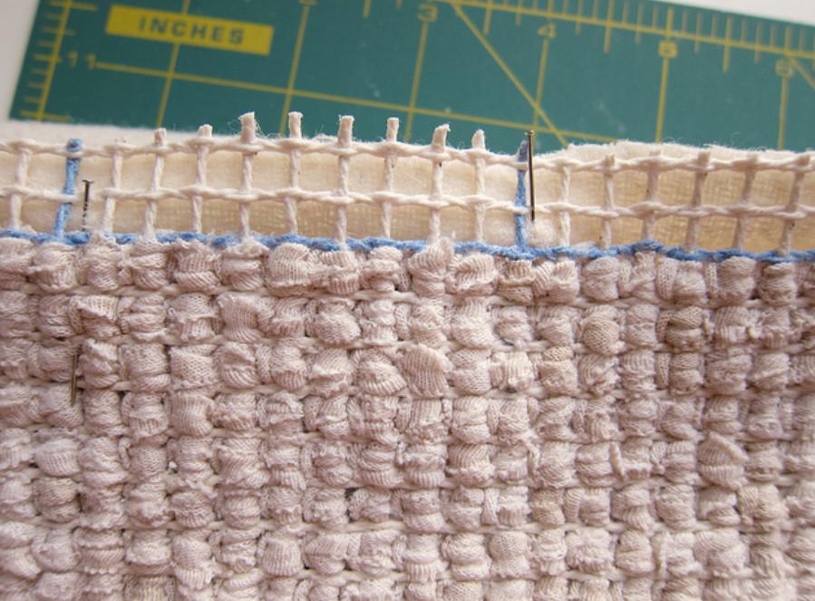 Наволочка для диванной подушки из мягкого трикотажа (1)