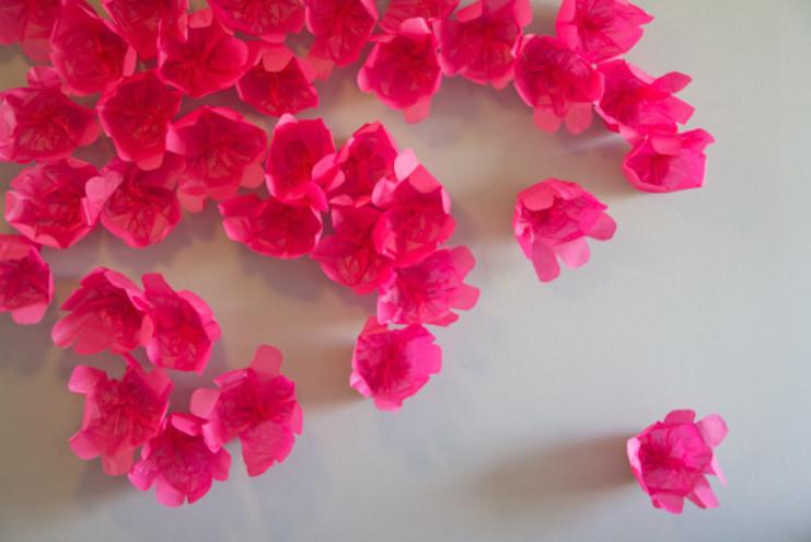 Идея для фотосессии с цветами (2)