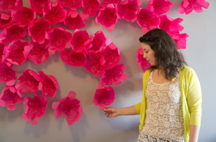 Идея для фотосессии с цветами (11)