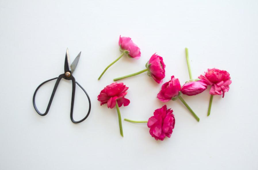 Цветочный летний браслет (8)