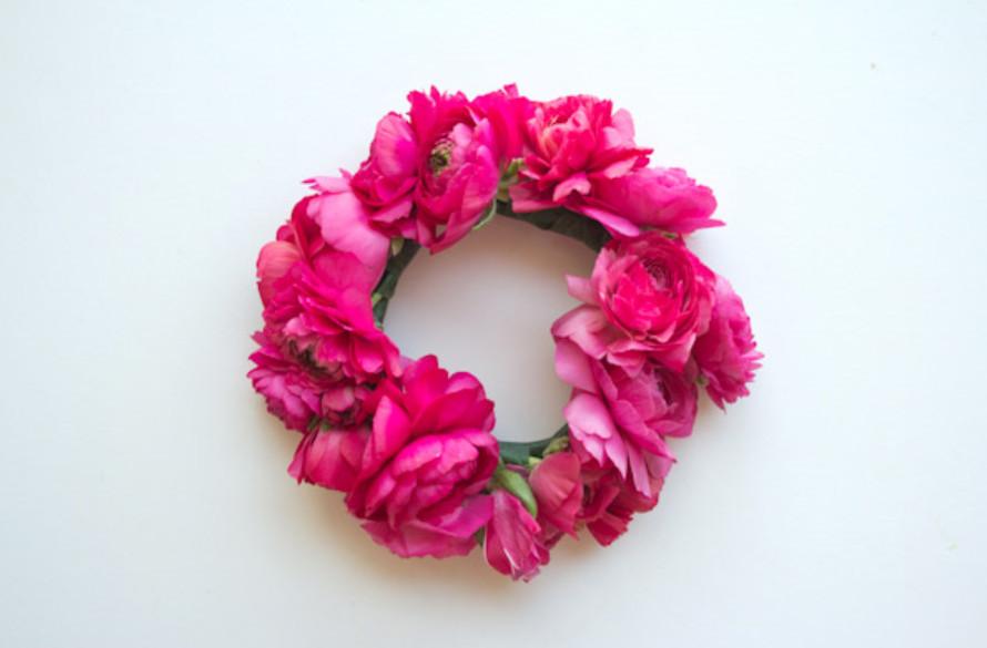 Цветочный летний браслет (4)