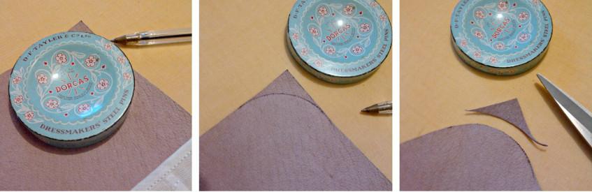 Органайзер для крючков из благородной замши (5)