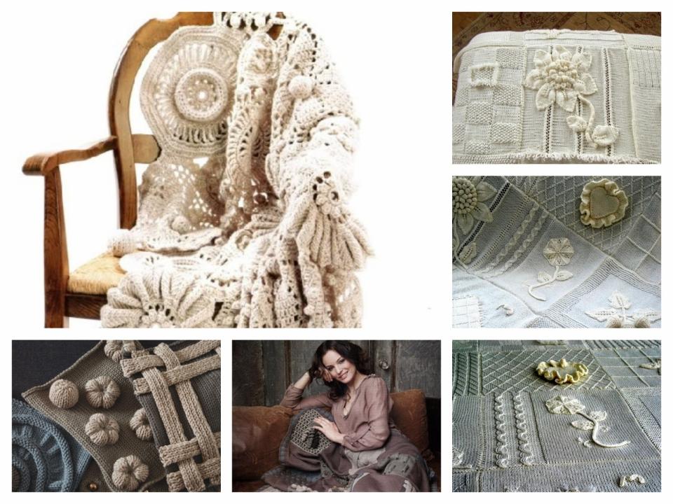 Вязаная скатерть в стиле Ники Эпштейн (4)