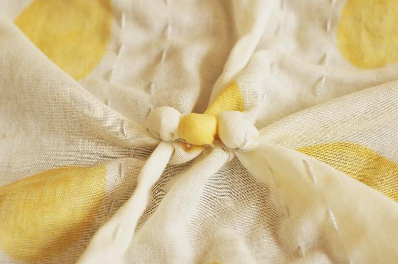 Оригинальный летний шарф-палантин из хлопка (9)