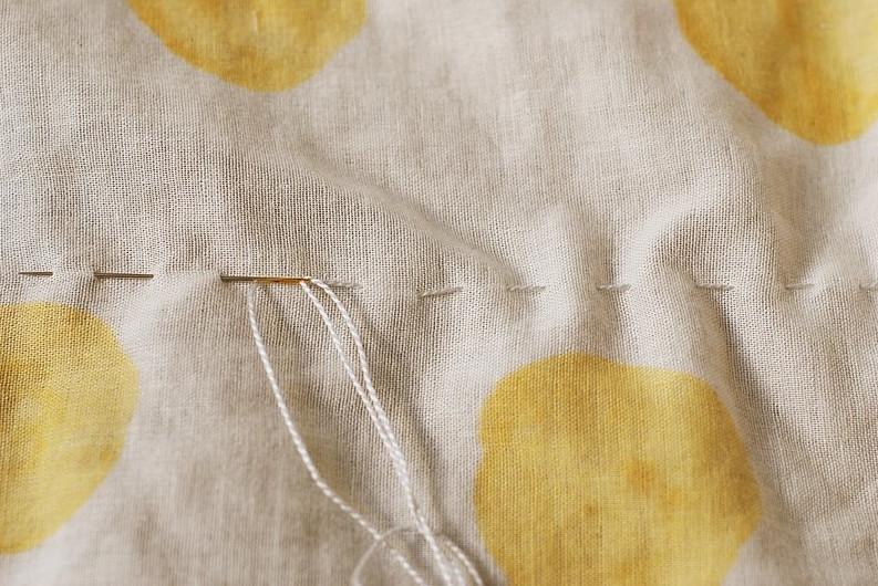 Оригинальный летний шарф-палантин из хлопка (5)