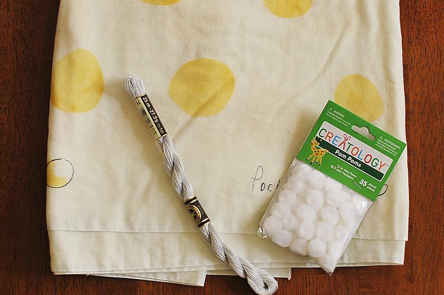 Оригинальный летний шарф-палантин из хлопка (4)