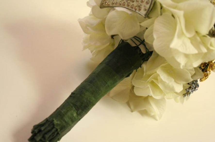 Свадебный букет в стиле винтаж (3)